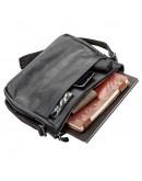 Фотография Горизонтальная сумка на плечо формата А4 SHVIGEL 00797