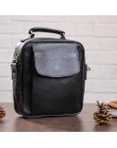 Фотография Мужская сумка барсетка из натуральной кожи SHVIGEL 00875