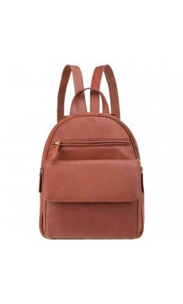 Коричневый женский рюкзак VISCONTI 01433 - GINA (BROWN)