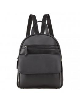 Черный женский рюкзак Visconti 01433 Gina (Black)
