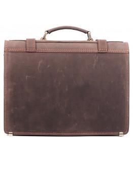 Портфель формата А4 из прочной кожи Manufatto 1-sps brown