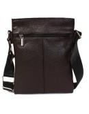 Фотография Повседневная практичная мужская сумка на плечо 7104k