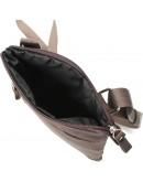 Фотография Коричневая небольшая сумка на плечо SHVIGEL 11018