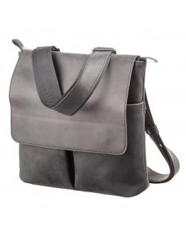 Винтажная мужская сумка на плечо SHVIGEL 11078
