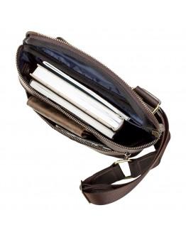 Мужская оригинальная сумка на плечо SHVIGEL 11103