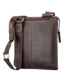 Фотография Мужская оригинальная сумка на плечо SHVIGEL 11103