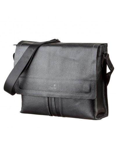 Фотография Большая сумка на плечо горизонтальная SHVIGEL 11106