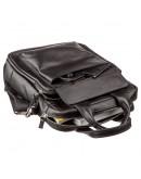 Фотография Мужская вертикальная сумка формата А4 из натуральной кожи SHVIGEL 11165
