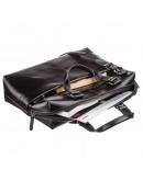 Фотография Мужская сумка для документов и небольшого ноутбука SHVIGEL 11248