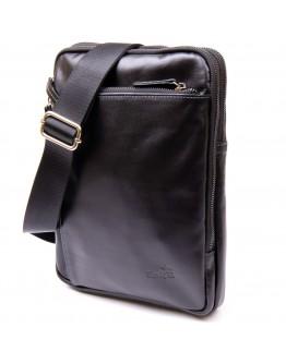 Сумка-планшет натуральная кожа SHVIGEL 11281