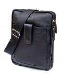 Фотография Мужская сумка планшетка кожаная SHVIGEL 11283