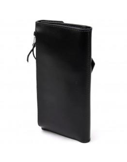 Мужской многофункциональный кожаный клатч Grande Pelle 11337