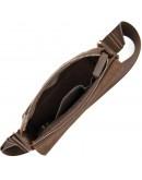 Фотография Коричневый винтажный мужской мессенджер кожаный GRANDE PELLE 11432