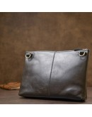 Фотография Кожаная сумка на плечо для небольшого ноутбука и документов GRANDE PELLE 11437