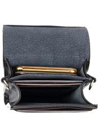 Кожаная мужская сумка - кошелек GRANDE PELLE 11440