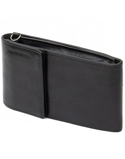 Фотография Кожаная мужская сумка - кошелек GRANDE PELLE 11440