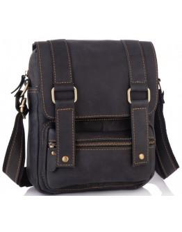Кожаная мужская сумка на плечо на каждый день t1172A