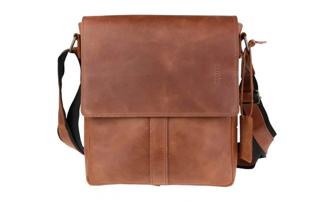 Мужские кожаные сумки ручной работы. Выбираем правильно
