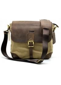 Бежевая мужская повседневная сумка Tarwa RC-1309-4lx
