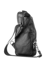 Мужской кожаный слинг небольшого размера SHVIGEL 13903