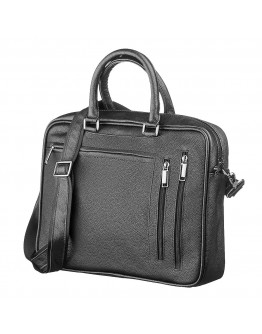 Мужская сумка деловая черная SHVIGEL 13934