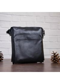 Мужская небольшая кожаная сумка SHVIGEL 13939