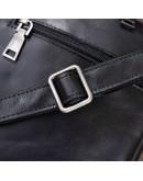 Фотография Мужская небольшая кожаная сумка SHVIGEL 13939