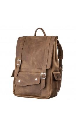 Оригинальный винтажный мужской кожаный рюкзак SHVIGEL 13947