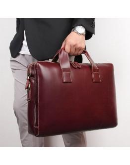 Мужская деловая кожаная мужская сумка Vintage 14073