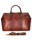Фотография Коричневая сумка для командировок унисекс Vintage 14397