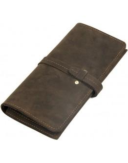 Мужское портмоне - кожаный клатч Vintage 14473
