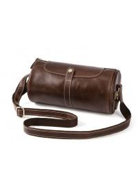 Оригинальная мужская закругленная сумка Vintage 14694