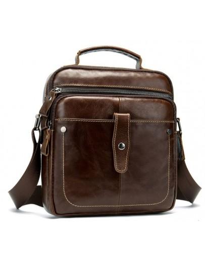Фотография Мужская сумка в руку и на плечо Vintage 14700