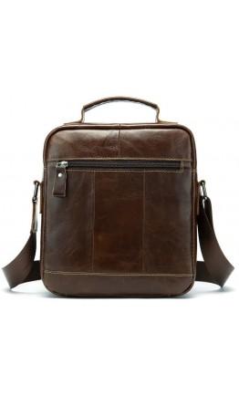 Мужская сумка в руку и на плечо Vintage 14700