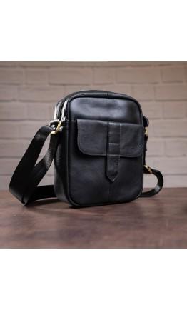 Мужская сумка на плечо небольшая Vintage 14721