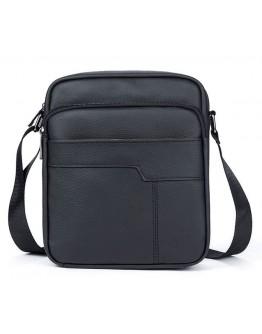 Мужская сумка на плечо из натуральной кожи флотар Vintage 14743