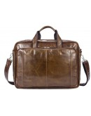 Фотография Мужская вместительная сумка для командировок Vintage 14769