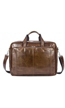 Мужская вместительная сумка для командировок Vintage 14769
