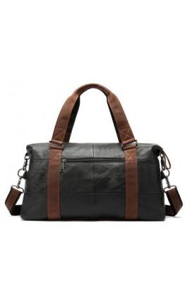 Дорожная сумка мужская кожаная Vintage 14773