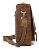 Фотография Винтажный портфель для мужчин кожаный Vintage 14775