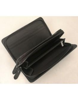 Черный мужской клатч Vintage 14833