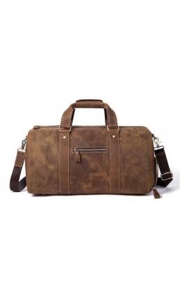 Винтажная кожаная сумка для командировок Vintage 14893