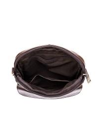 Коричневая мужская сумка на плечо Vintage 14990