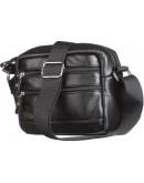 Фотография Маленькая мужская сумка на плечо SHVIGEL 15213