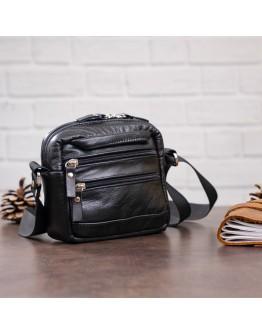 Маленькая мужская сумка на плечо SHVIGEL 15213