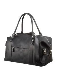Мужская винтажная кожаная дорожная сумка SHVIGEL 15302