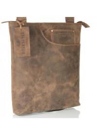 Мужская сумка из лошадиной кожи экстра класса 7162