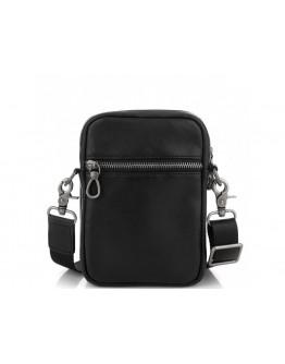 Мужская кожаная небольшая сумка на плечо Tiding Bag 1631A