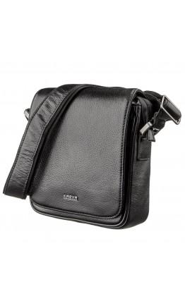 Малая мужская кожаная сумка на плечо KARYA 17292