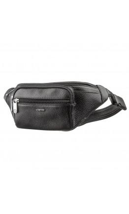 Мужская фирменная сумка на пояс KARYA 17296